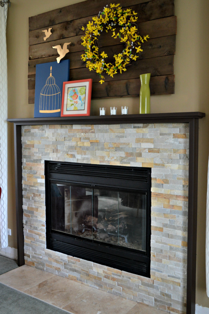 Best ideas about DIY Wood Mantel . Save or Pin 15 Elegant DIY Fireplace Mantel And Surrounds – Home And Now.