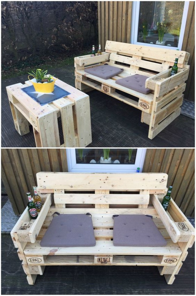 Best ideas about DIY Wood Pallets . Save or Pin 10 Pallet Wooden Reuse Diy Projects Pallets Platform Now.