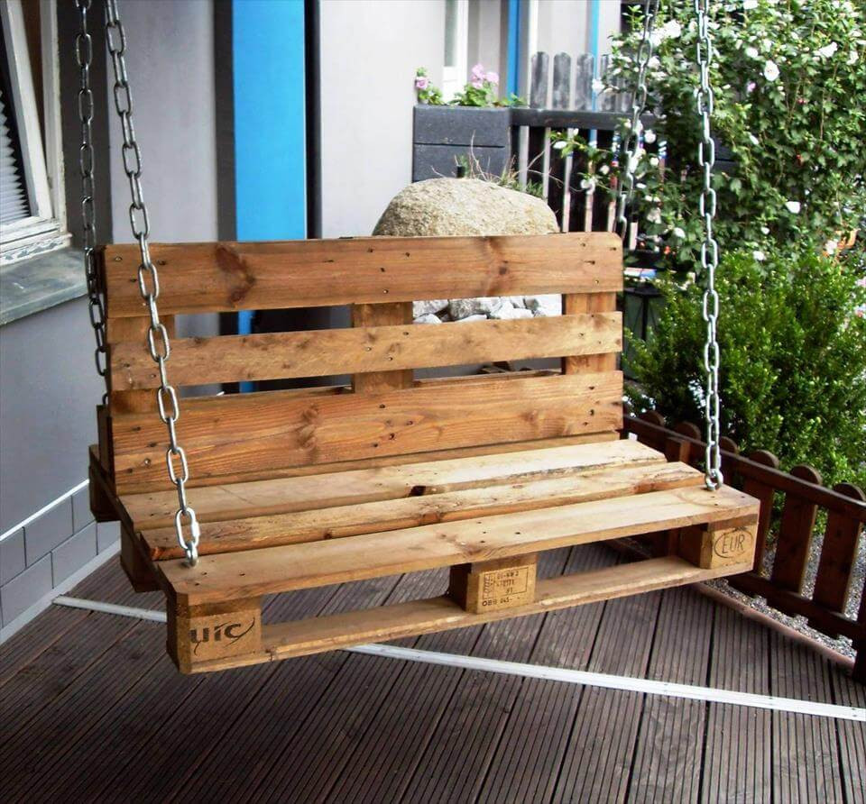 Best ideas about DIY Wood Pallets . Save or Pin 20 Pallet Ideas You Can DIY for Your Home Now.