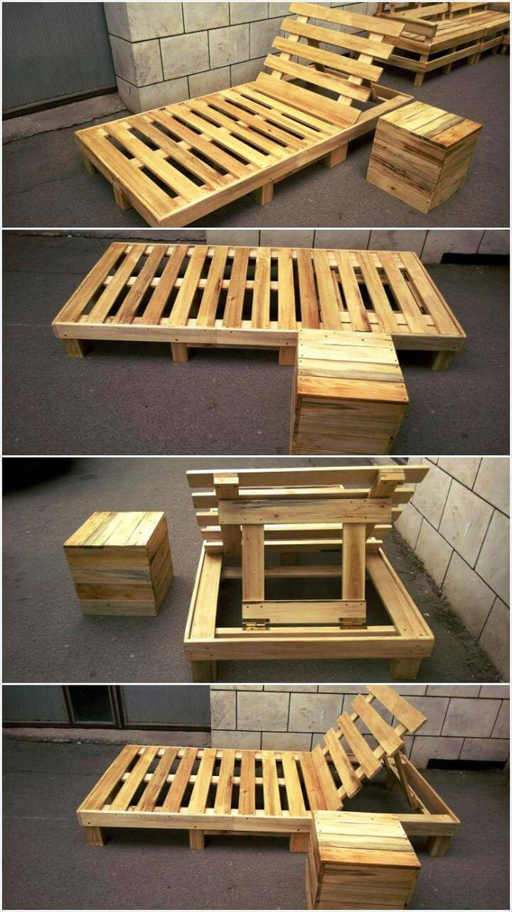 Best ideas about DIY Wood Pallets . Save or Pin 45 Easiest DIY Projects with Wood Pallets Now.