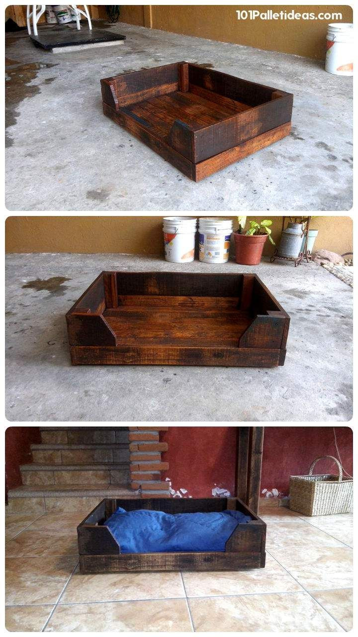 Best ideas about DIY Wood Pallets . Save or Pin Best 25 Dog beds ideas on Pinterest Now.