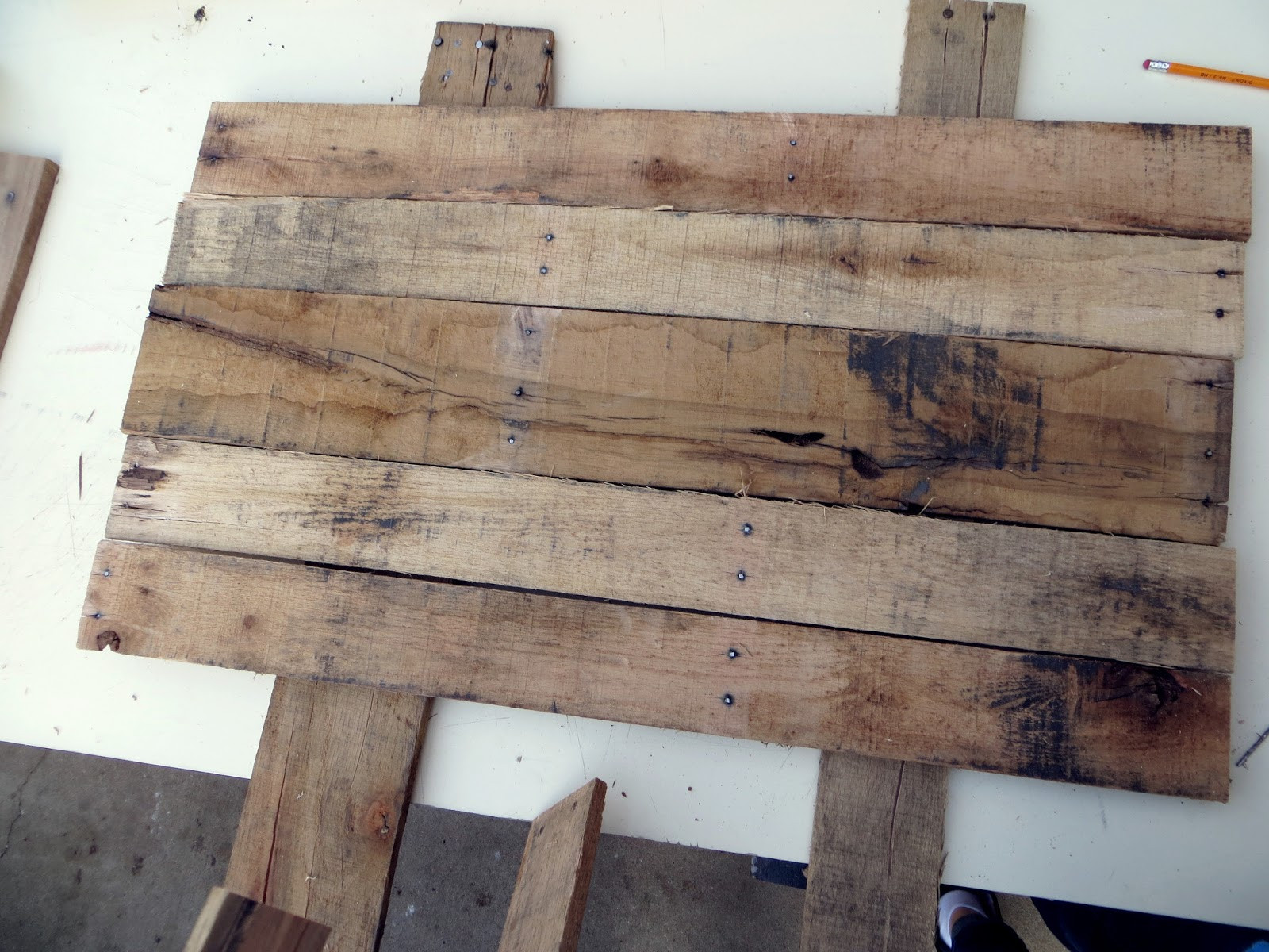 Best ideas about DIY Wood Pallets . Save or Pin Namely Original DIY Pallet Wood Shelf Now.