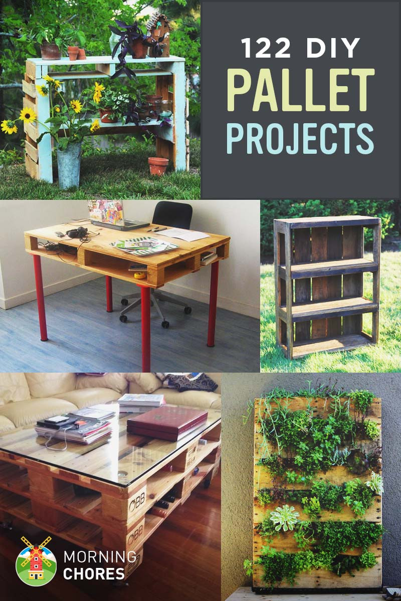 Best ideas about DIY Wood Pallets . Save or Pin 122 Awesome DIY Pallet Projects and Ideas Furniture and Now.