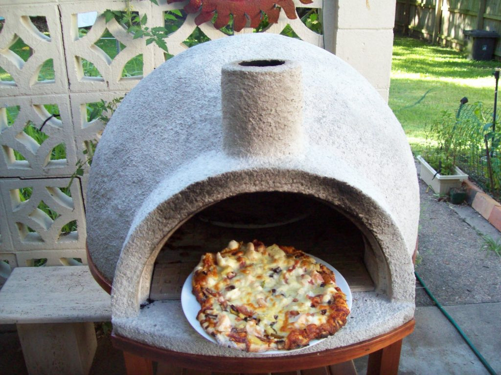 Best ideas about DIY Wood Pizza Oven . Save or Pin DIY Video How to Build a Backyard Wood Fire Pizza Oven Now.