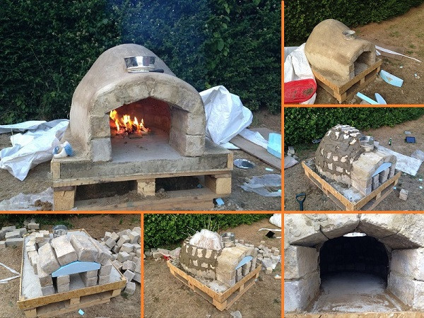 Best ideas about DIY Wood Pizza Oven . Save or Pin How to Make an Outdoor Pizza Oven Now.