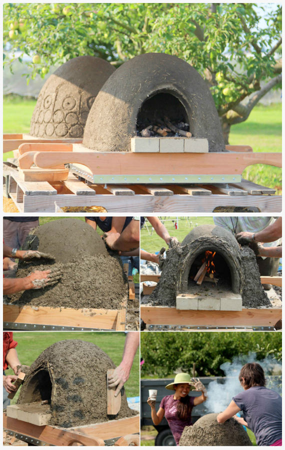 Best ideas about DIY Wood Pizza Oven . Save or Pin DIY Outdoor Pizza Oven Ideas & Projects Instructions Now.