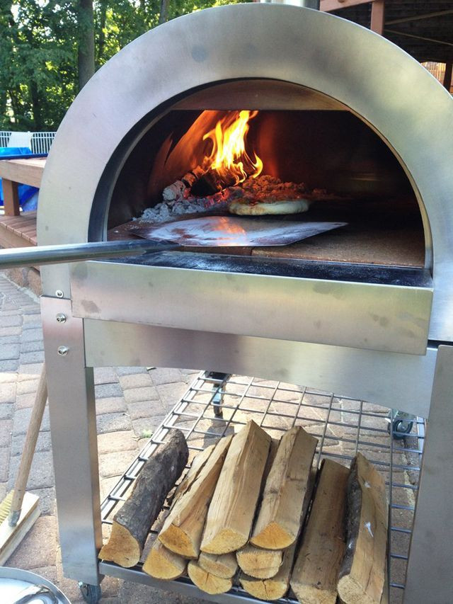 Best ideas about DIY Wood Pizza Oven . Save or Pin Best 25 Diy pizza oven ideas on Pinterest Now.
