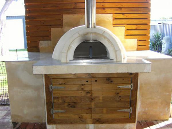 Best ideas about DIY Wood Pizza Oven . Save or Pin Gallery Now.