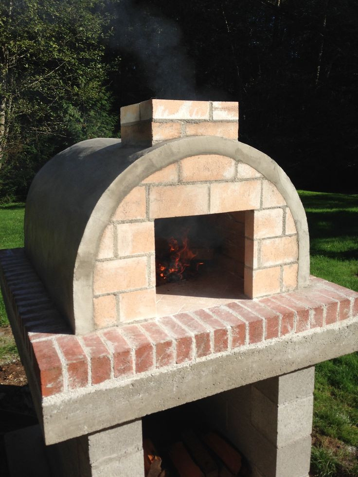 Best ideas about DIY Wood Pizza Oven . Save or Pin Anderson Family Wood Fired Outdoor DIY Pizza Oven by Now.