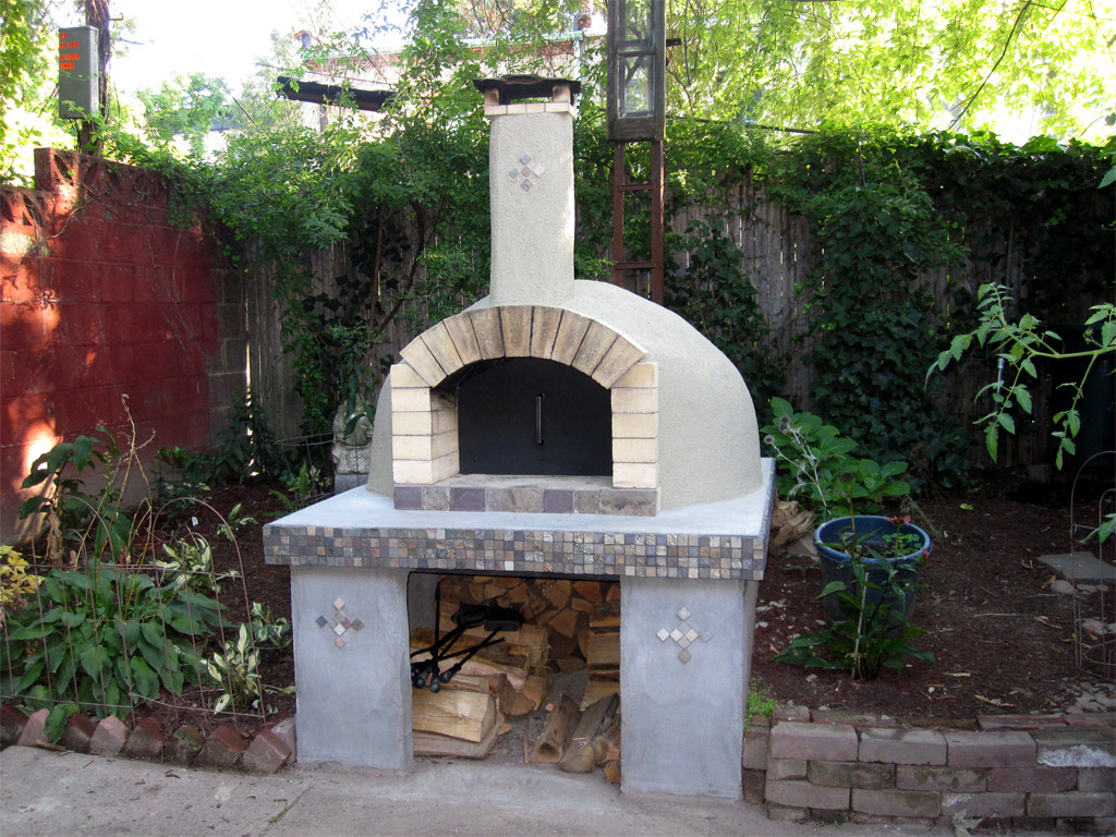 Best ideas about DIY Wood Pizza Oven . Save or Pin How To Build a Wood Fired Pizza Oven In Your Backyard Now.