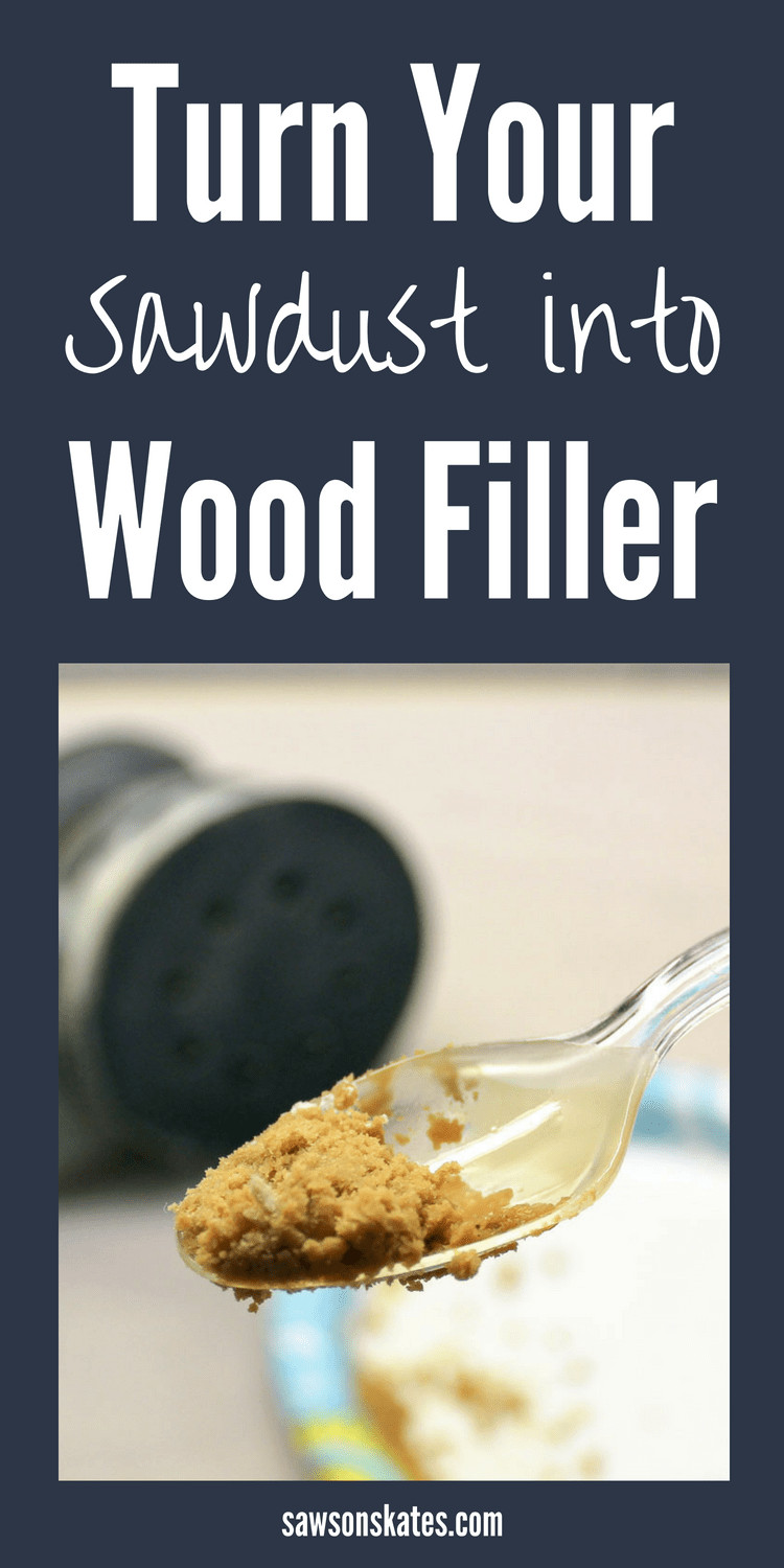 Best ideas about DIY Wood Putty . Save or Pin This DIY Wood Filler Will Perfectly plement Your Project Now.