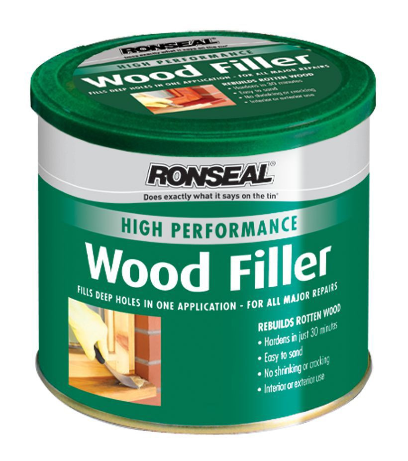 Best ideas about DIY Wood Putty . Save or Pin Ronseal Wood filler 550g Departments Now.