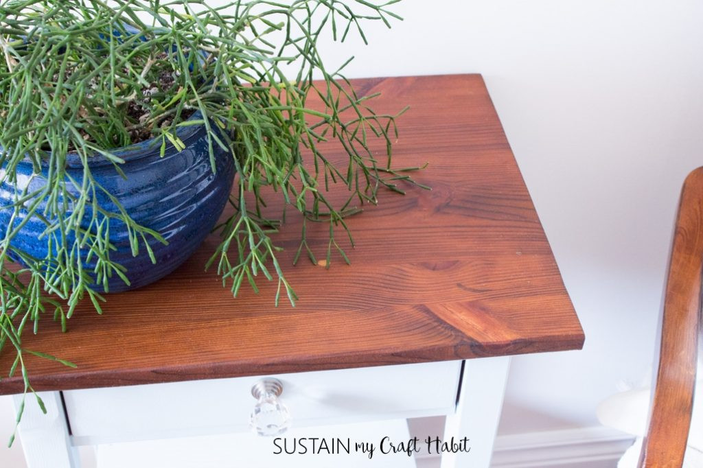 Best ideas about DIY Wood Sealer . Save or Pin DIY Natural Coffee Wood Stain and Beeswax Furniture Polish Now.