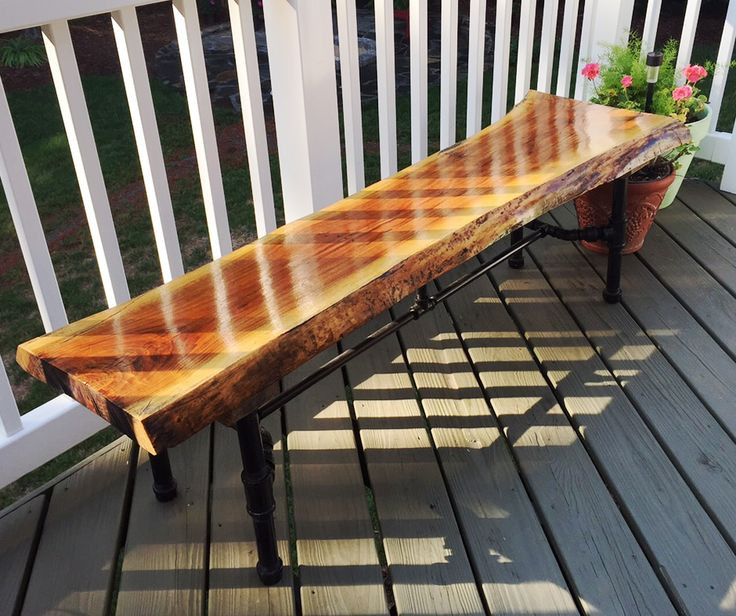 Best ideas about DIY Wood Sealer . Save or Pin A first time Waterlox user finished his walnut bench with Now.