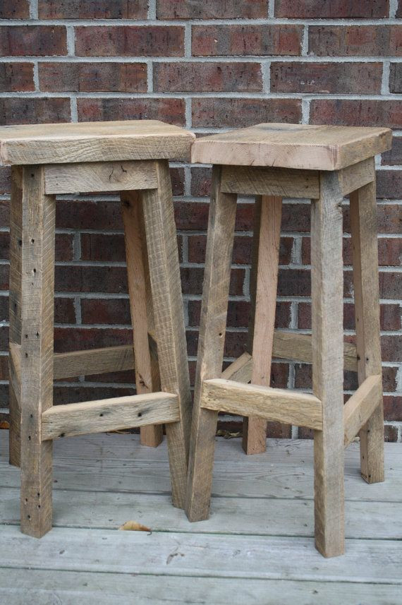 Best ideas about DIY Wooden Bar Stools . Save or Pin 25 best ideas about Pallet bar stools on Pinterest Now.