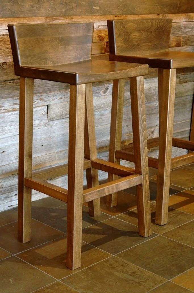 Best ideas about DIY Wooden Bar Stools . Save or Pin Best 25 Wood stool ideas on Pinterest Now.