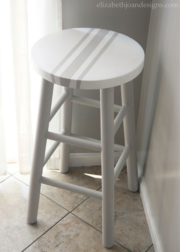 Best ideas about DIY Wooden Bar Stools . Save or Pin 31 DIY Barstools You Need To Make For Your Home Now.
