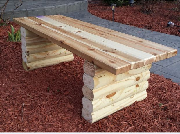Best ideas about DIY Wooden Bench . Save or Pin 39 DIY Garden Bench Plans You Will Love to Build – Home Now.