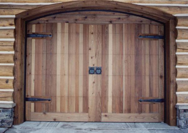 Best ideas about DIY Wooden Garage Doors . Save or Pin Diy wood garage door insulation Plans DIY How to Make Now.