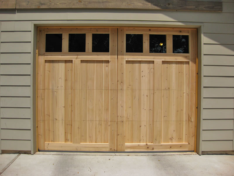 Best ideas about DIY Wooden Garage Doors . Save or Pin Wood Garage Door Window Kits — Home Ideas Collection Now.