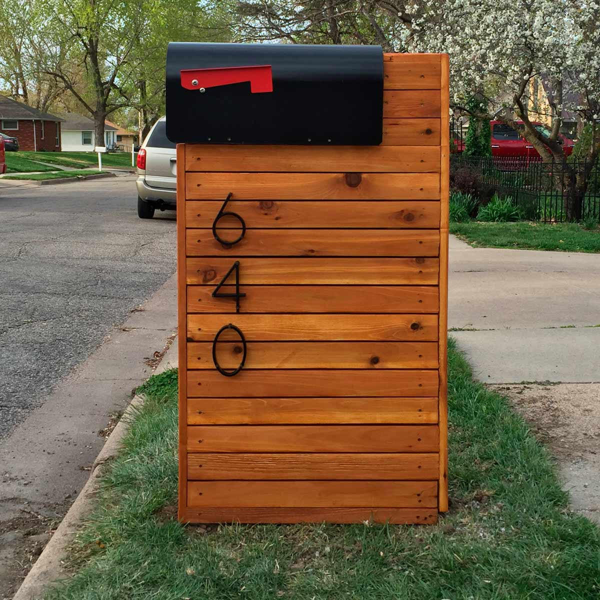 Best ideas about DIY Wooden Mailbox . Save or Pin Reader Project DIY Solid Cedar Mailbox — The Family Handyman Now.