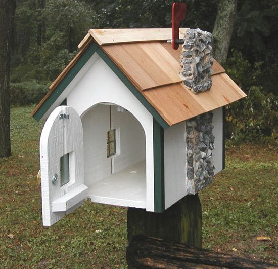Best ideas about DIY Wooden Mailbox . Save or Pin 17 Diy Mailbox Ideas are sure to promote the appeal in Now.