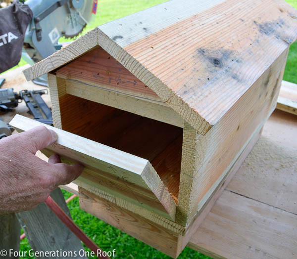 Best ideas about DIY Wooden Mailbox . Save or Pin How To Build A Mailbox PDF Woodworking Now.
