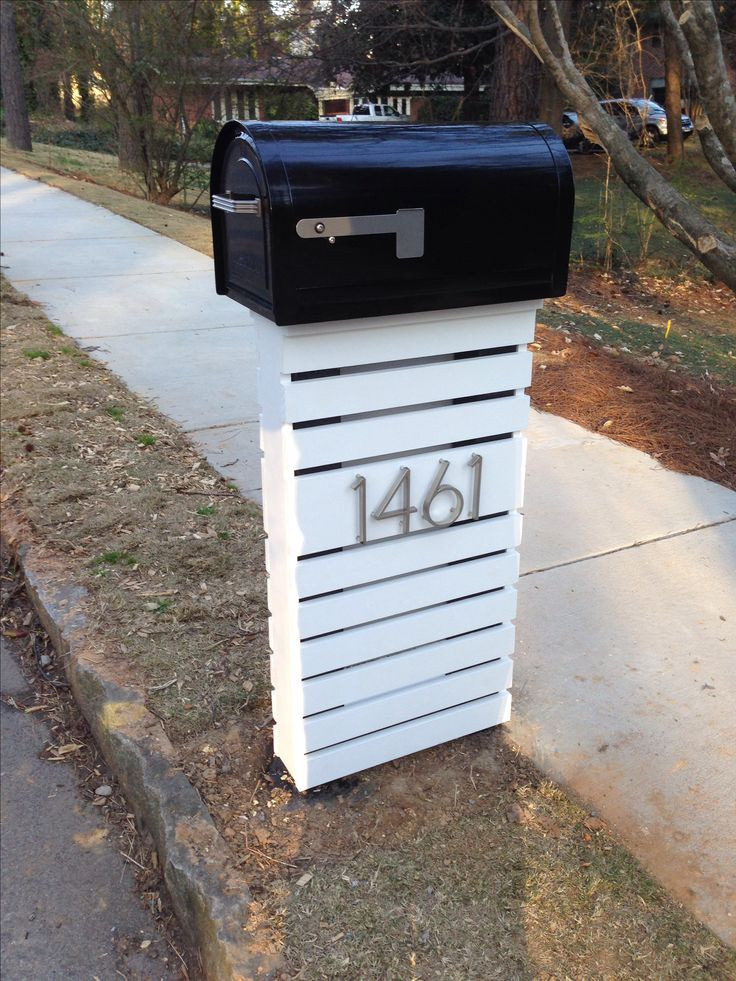 Best ideas about DIY Wooden Mailbox . Save or Pin Best 25 Mailbox post ideas only on Pinterest Now.