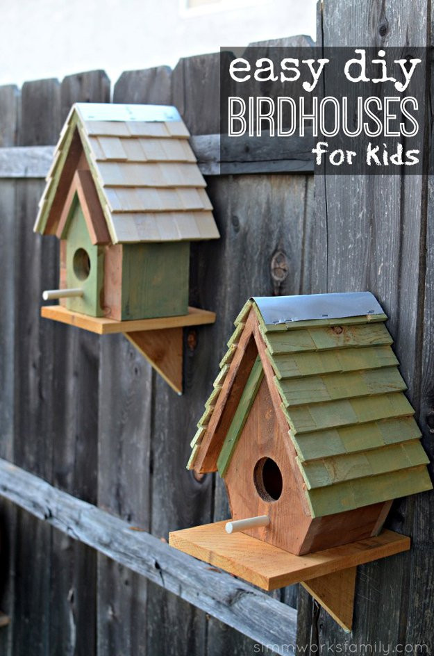 Best ideas about DIY Woodwork Projects For Kids . Save or Pin Easy Woodworking Projects Craft Ideas Now.