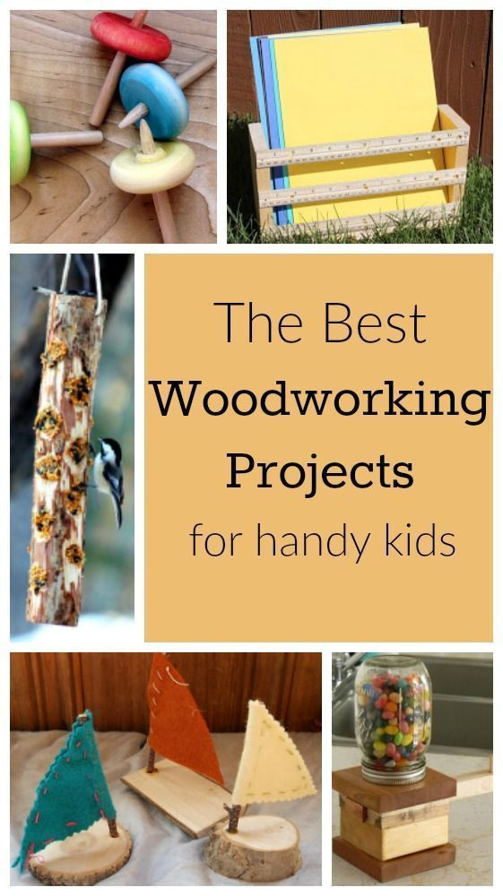 Best ideas about DIY Woodwork Projects For Kids . Save or Pin Incredible Woodworking Projects for Handy Kids Now.