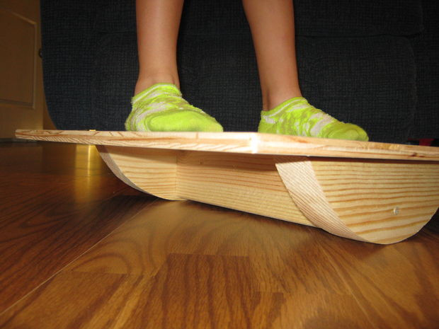 Best ideas about DIY Woodwork Projects For Kids . Save or Pin Balance Board Now.