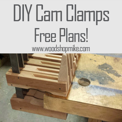 Best ideas about DIY Woodworking Clamps . Save or Pin DIY Woodworking Cam Clamps & Plans 10 Steps with Now.