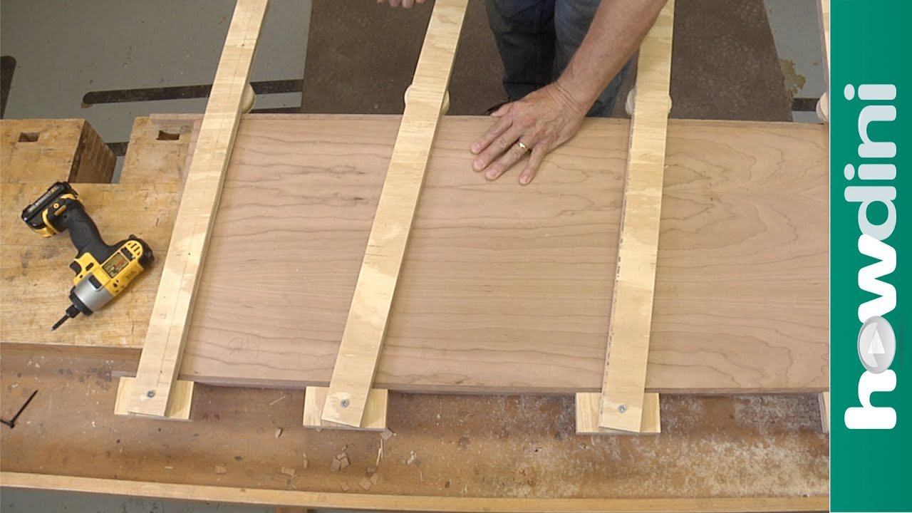 Best ideas about DIY Woodworking Clamps . Save or Pin How to Make an Edge Clamp for Woodworking Now.