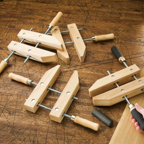 Best ideas about DIY Woodworking Clamps . Save or Pin Wood Hand Screw Clamps A Concord Carpenter Now.
