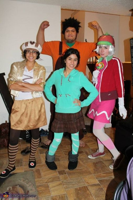Best ideas about DIY Wreck It Ralph Costume . Save or Pin 127 best Sensory friendly Halloween costumes images on Now.