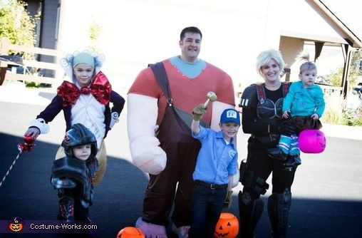 Best ideas about DIY Wreck It Ralph Costume . Save or Pin 50 DIY Halloween Costume Ideas Lil Luna Now.