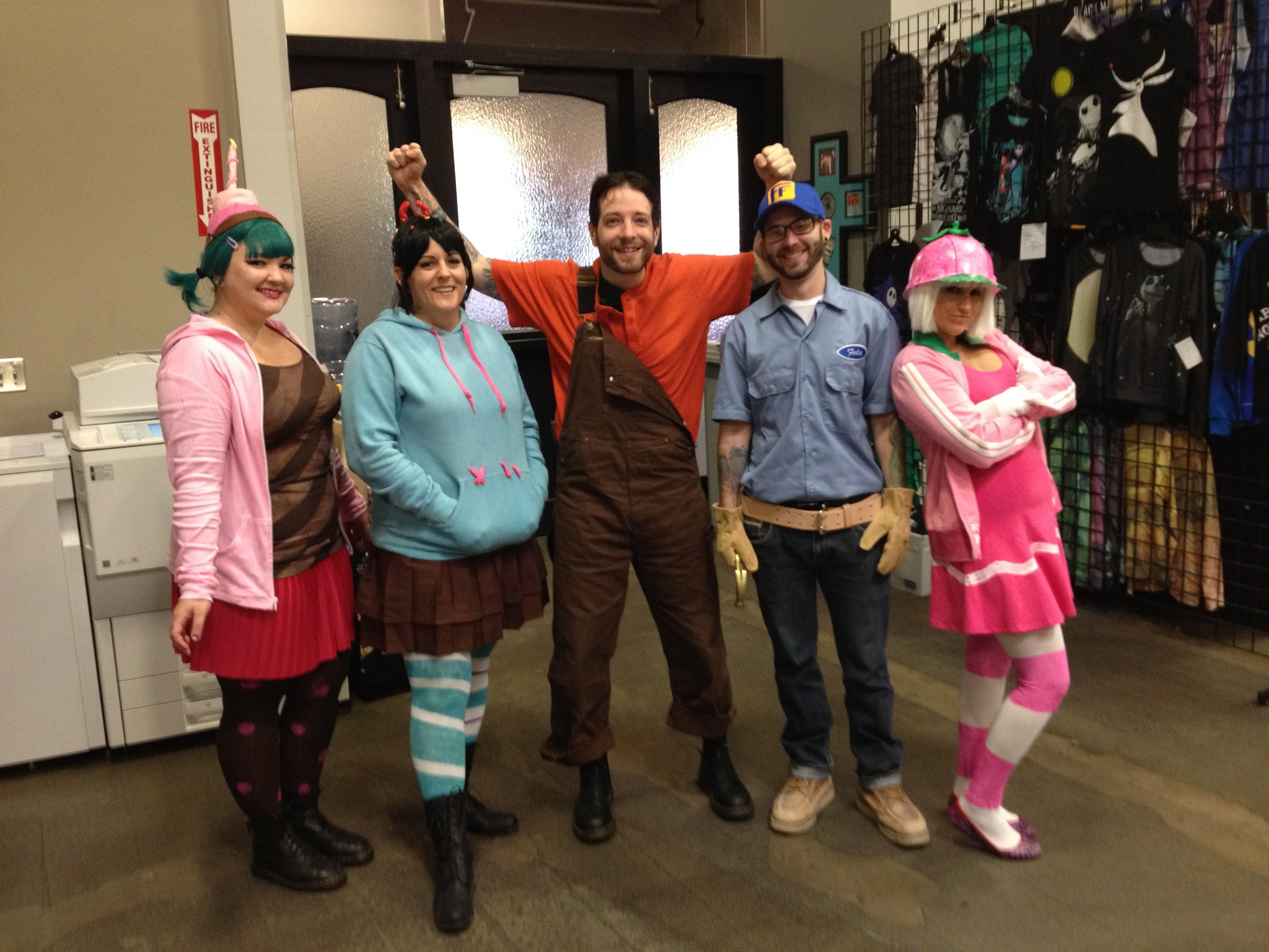 Best ideas about DIY Wreck It Ralph Costume . Save or Pin DIY Effie Trinket Costume Now.