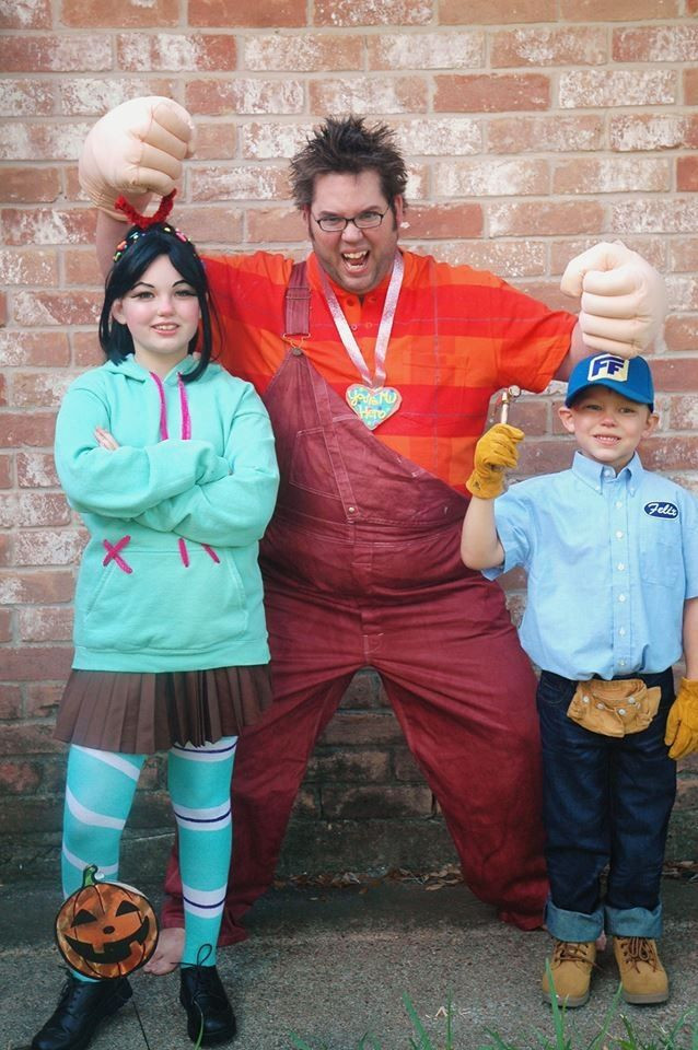 Best ideas about DIY Wreck It Ralph Costume . Save or Pin Pin by Jennifer Louise on Now.