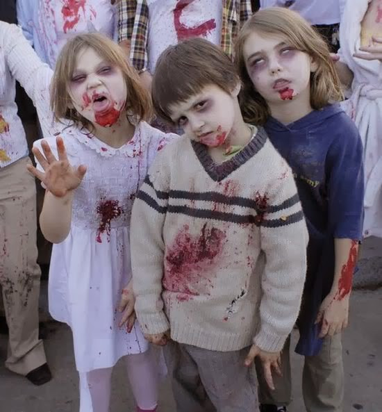 Best ideas about DIY Zombie Costume For Kids . Save or Pin Eileen's Mom Code Chronicles The Coolest Halloween Now.