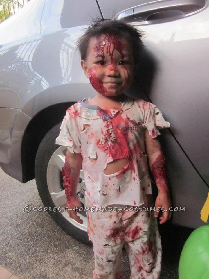 Best ideas about DIY Zombie Costume For Kids . Save or Pin 126 best Zombie Costume Ideas images on Pinterest Now.