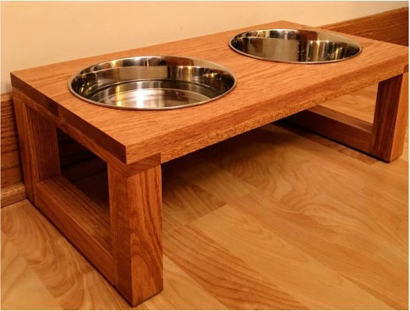 Best ideas about Dog Bowl Stand DIY . Save or Pin Best 25 Raised dog bowls ideas on Pinterest Now.