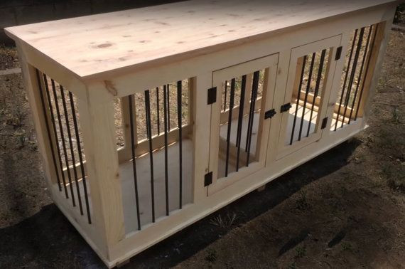 Best ideas about Dog Crate Furniture DIY . Save or Pin Best 20 Dog crates ideas on Pinterest Now.