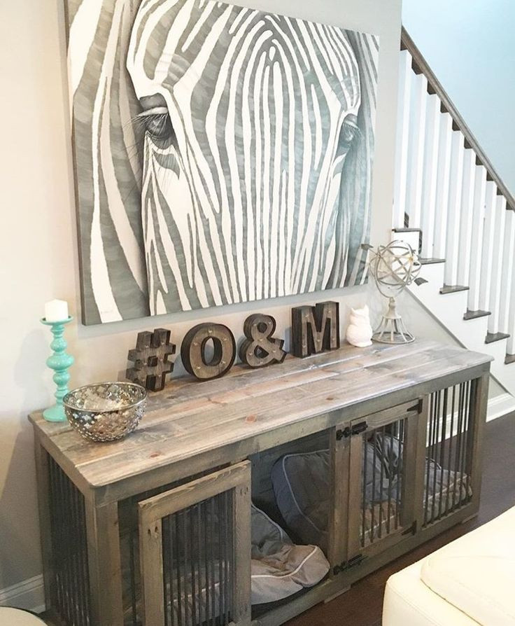 Best ideas about Dog Crate Furniture DIY . Save or Pin Best 25 Dog crate table ideas on Pinterest Now.