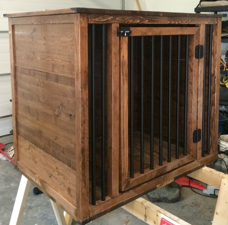 Best ideas about Dog Crate Furniture DIY . Save or Pin Best 25 dog house ideas on Pinterest Now.