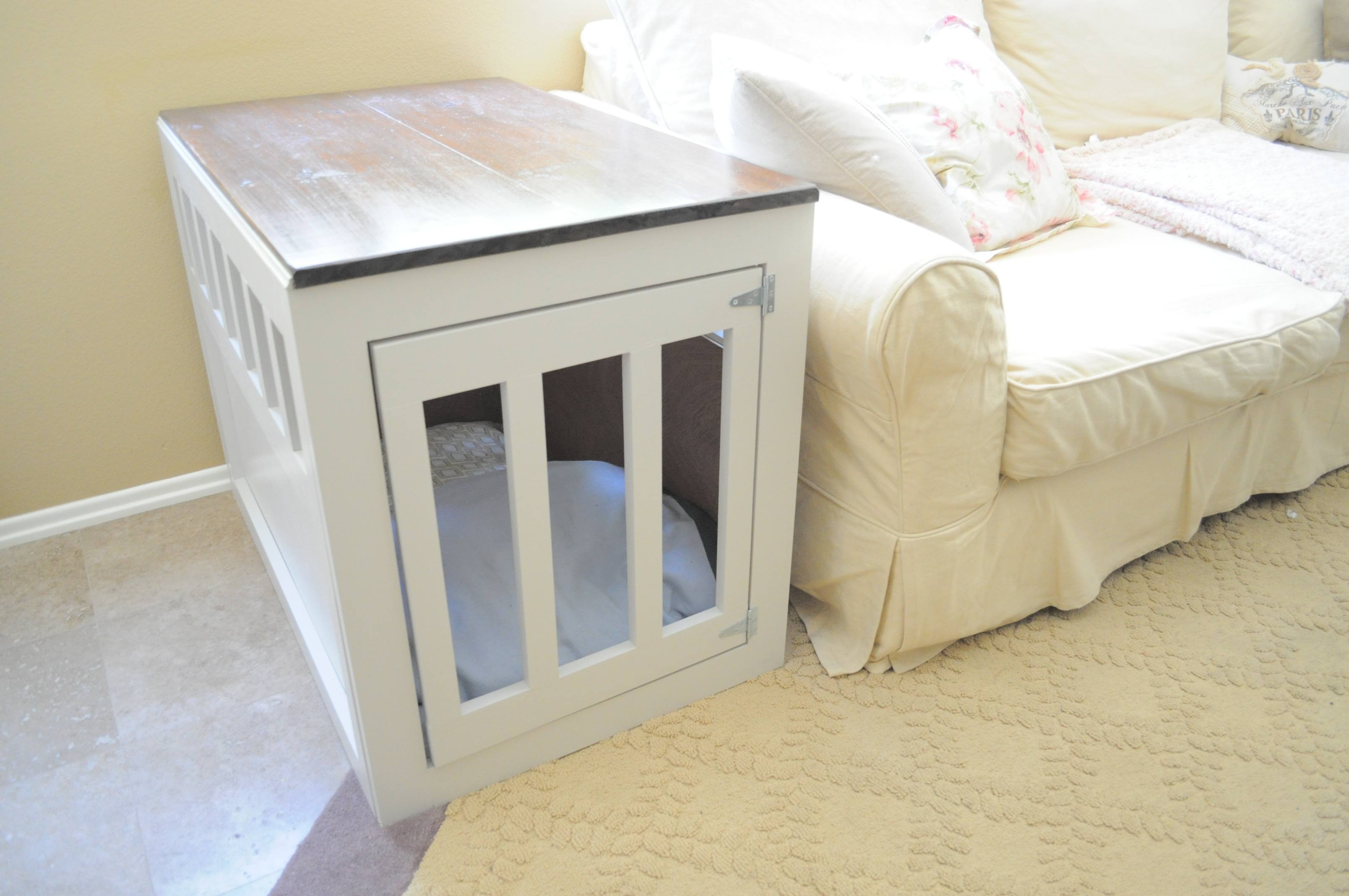 Best ideas about Dog Crate Furniture DIY . Save or Pin Every Dog Owner Should Learn These 20 DIY Pet Projects Now.