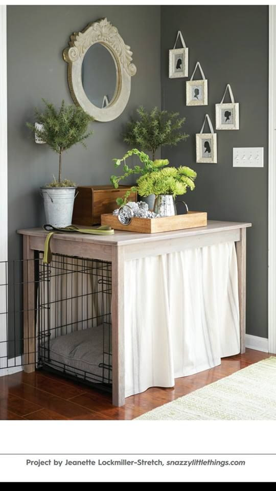 Best ideas about Dog Crate Furniture DIY . Save or Pin Best 25 Dog crates ideas on Pinterest Now.