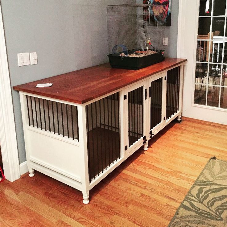 Best ideas about Dog Crate Furniture DIY . Save or Pin Best 25 Dog crate furniture ideas on Pinterest Now.