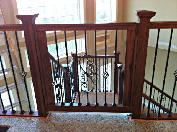 Best ideas about Dog Gate For Stairs . Save or Pin 25 best ideas about Baby gates stairs on Pinterest Now.