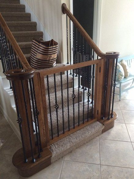Best ideas about Dog Gate For Stairs . Save or Pin 25 best ideas about Diy Gate on Pinterest Now.