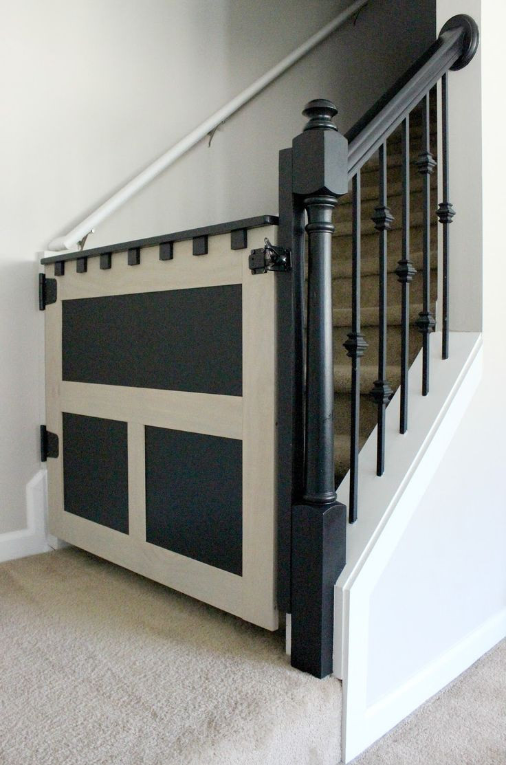 Best ideas about Dog Gate For Stairs . Save or Pin Best 25 Diy baby gate ideas on Pinterest Now.